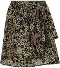 kjol gemma frill skirt