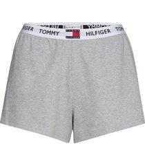 short shorts grå tommy hilfiger