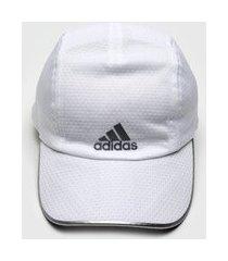 boné adidas performance mesh aeroready branco