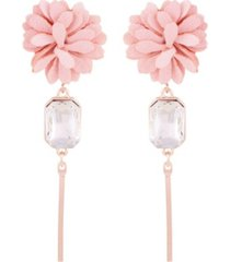 nanette nanette lepore flower linear earring