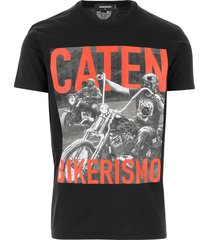 caten bikerismo t-shirt