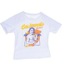 camiseta t-shirt einstein califã³rnia branco mini us - branco - 4 branco - branco - menino - dafiti