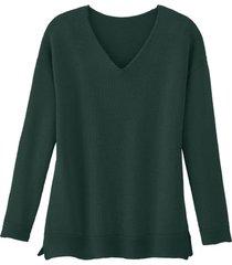 v-hals-pullover, salie 44/46