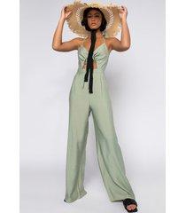 akira she's your passion sleeveless jumpsuit