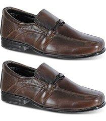 3207203f2 Sapatos - Sociais - Marrom - 2280 produtos com até 75.0% OFF - Jak&Jil