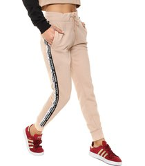 pantalon beige adidas originals  cuf pant