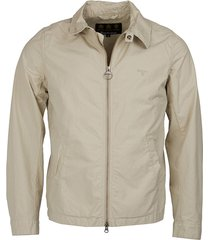 barbour essential casual jacket / barbour essential casual jacket, mist, x large