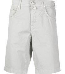 jacob cohen classic bermuda shorts - grey
