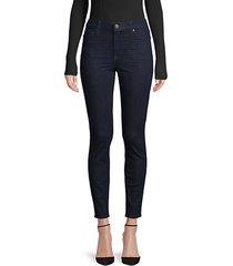 blair high-waist skinny ankle jeans