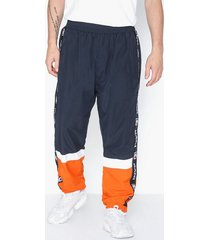 karl kani kk retro tape sweatpants byxor navy