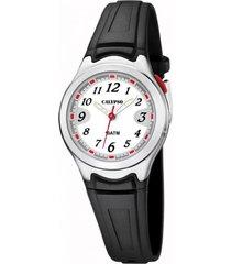 reloj blanco calypso mujer sweet time