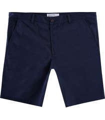 universal works deck shorts | navy | 00135-nvy