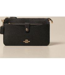 coach crossbody bags noa coach shoulder bag in textured leather