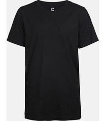 basic t-shirt - svart
