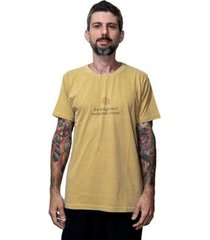 camiseta manga curta outstanding excepctional masculino - masculino