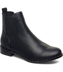 biaella stud chelsea boot shoes chelsea boots svart bianco