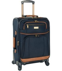 "tommy bahama mojito 20"" softside carry-on spinner"