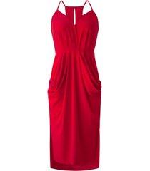 bcbgeneration stretchy matte jersey dress