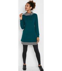 lange sweater en legging (2-dlg. set)