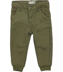 pantalon jogg denim botanical verde ficcus
