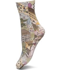 verita, 949 socks lingerie socks regular socks multi/mönstrad stine goya