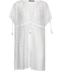 malaga beach dress kort klänning vit missya