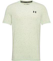 seamless ss t-shirts short-sleeved grön under armour