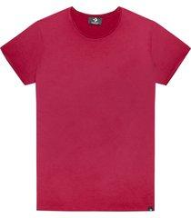 converse camiseta de cuello redondo smoked in para hombre