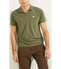 men's eli washed polo shirt