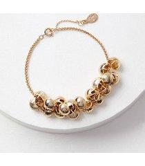 loft seashell bracelet
