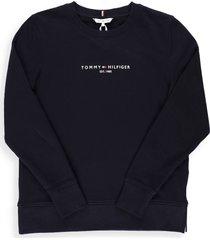 tommy hilfiger cotton sweatshirt