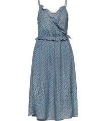 asha dress knälång klänning multi/mönstrad nué notes