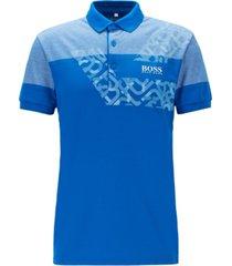 boss men's paddy pro 2 regular-fit polo shirt