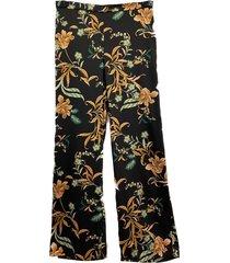 cnf_prase losse broek met bloemenprint