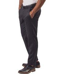 pantalón pmp confort raya tiza en tejido de punto
