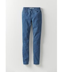 jeggings elasticizzati morbidi (blu) - john baner jeanswear
