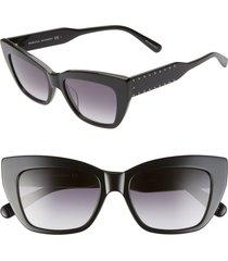 women's rebecca minkoff imogen1 53mm cat eye sunglasses -