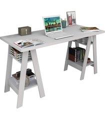 mesa escrivaninha self branco appunto