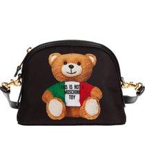 borsa donna tracolla borsello teddy bear