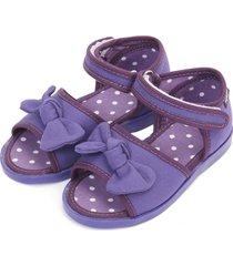 sandalia violeta toot dodo