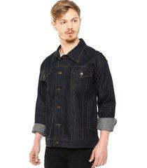 chaqueta jeans dark indigo rossignol