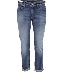 pt01 super slim cotton jeans swing