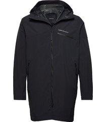 m sapphire light jacket tunn rock svart peak performance