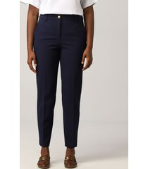 boutique moschino pants moschino boutique pants in wool blend