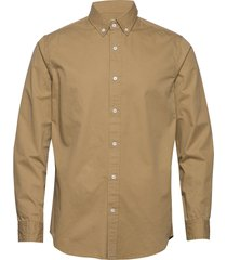 alex shirt skjorta casual beige fram