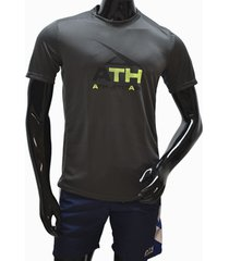 ***camiseta dry fit-gris- athletic air m