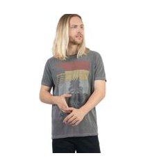 camiseta taco gola olímpica silk coqueiros masculina