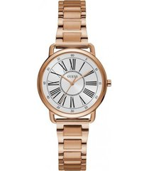 reloj guess jackie/w1148l3 - oro/rosa
