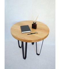 okrągły stolik kawowy bali