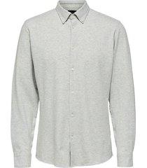 avenue slim overhemd